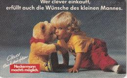 GERMANY(chip) - Neckermann Katalog(S 21), 08/91, Used - S-Series: Schalterserie Mit Fremdfirmenreklame