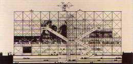 R PIANO Et R ROGERS , Benedikt TASCHEN  Projet Pour Le Centre Pompidou Paris, Format 16,2 X11,2 Cm - Andere