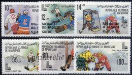 -Mauritanie 439/44** - Mauretanien (1960-...)