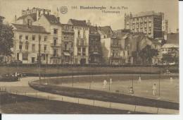Blankenberge Havenstraat 1922 - Blankenberge