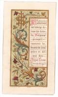 Souvenir De Première Communion 1895, Gabrielle VALCKE, Eglise Saint-Jean-Nicolas - C. Morel Editeur, Paris - Devotion Images