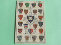 ARMS OF THE COLLEGES OF OXFORD - Oxford