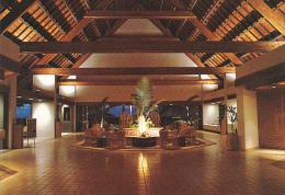 Palau Pacific Resort Interior The Lobby - Palau