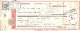 LETRA DE CAMBIO DEL AÑO 1960 - Documentos Históricos
