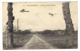Villacoublay - Route De Chaville Vélisy - Frankreich