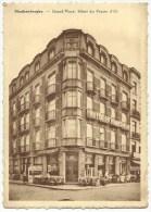 BLANKENBERGHE - Grand'Place - Hôtel De Panier D' Or - Café - Restaurant - Pension - Blankenberge