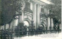 N°39905 -cpa Limoges -visite De Poincaré- - Limoges