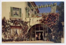 Espagne--LLORET DE MAR--1961--Hotel Rosamar (petite Animation) Cpsm 15 X 10 éd Fournier Vitoria--pas Courante - Gerona