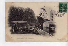 LOUVIERS - La Poissonnerie - Très Bon état - Autres Communes