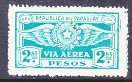 PARAGUAY  C 7   * - Paraguay