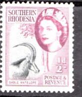 Southern Rhodesia, 1953, SG 78, Mint Hinged - Rhodésie Du Sud (...-1964)