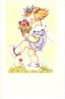 COMIC POSTCARD-TARJETA POSTAL Nº21091/1 LITTLE GIRL-NAIF-CUTE- SWEET- NO ISSUES- NON CIRCULEE- UNCIRCULATED. GECKO. - Stripverhalen