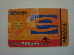 MEXICO - INTERNET CARD - MILIOS