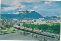 Cpsm Aviation  Aerodrome Kaitak Airport Kowloon City  Chine - Aerodromi