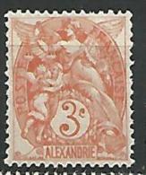 ALEXANDRIE N� 21  NEUF** LUXE