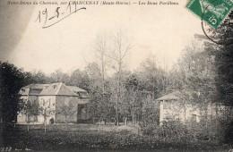 52 Chancenay Les Deux Pavillons Notre Dame Du Chesnois - Non Classés