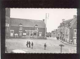 56 Saint Guyomard  Avenue Des Menhirs édit. Chapeau N° 2280 Café Tabac Animée - Autres Communes