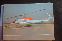 MAERSK AIR  BELL 212  OY HMA - Hélicoptères