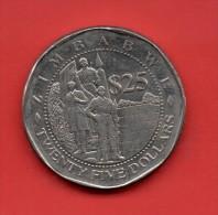 ZIMBZBWE - 25 Dolar 2003 SC - Zimbabwe