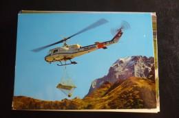 HELISWISS    AGUSTA BELL 204     HB XCG - Hélicoptères