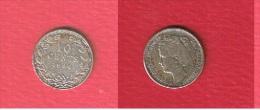 PAYS BAS   //  10 CENTS  1906     //  KM # 136    //   ETAT  TTB - [ 3] 1815-… : Kingdom Of The Netherlands