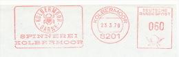 Freistempel 6195 Spinne Garne - BRD