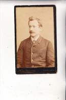 Kabinettfoto / CDV - Photograph Franz Gesswein Köln - Antiche (ante 1900)