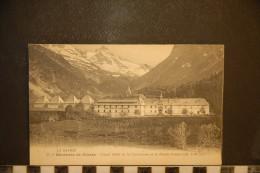 CP, 73, Environs De Cluses Grand Hotel De La Chartreuse Et La Pointe Percée N°37  Edition BF - France