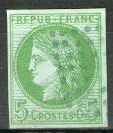"""Colonies Générales: N°17 Oblitéré """"losange De Points"""""""
