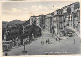 BASILICATA-POTENZA-POTENZ A CITTA'PIAZZA DICIOTTO (18)AGOSTO ANNI/40