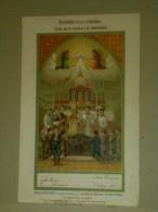 RICORDO DELLA CRESIMA - CROMOLITO - FRINCO D'ASTI - Religione & Esoterismo