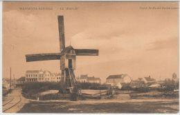 23112g  MOLEN - MOULIN - Wenduyne - 1908 - Rail - Wenduine