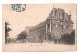 CP, 59, LILLE, Institut Pasteur, Dos Simple, Voyagé En 1905 - Lille