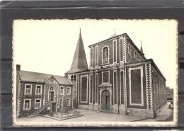 1. Zonhoven Parochiekerk en gemeentehuis