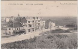 23124g  VILLA MARITIME - ROUTE DE COQ SUR MER - Wenduyne - 1908 - Wenduine