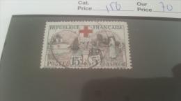 LOT 228492 TIMBRE DE FRANCE OBLITERE N�156 VALEUR 70 EUROS