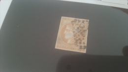 LOT 228497 TIMBRE DE FRANCE OBLITERE N�43B VALEUR 100 EUROS