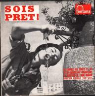 La CHORALE Des SCOUTS, PETITS CHANTRES De ST PIERRE - SOIS PRETS - Vinyle 33 T - Padvinderij