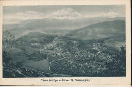 Jolsva - View From Köves (railway Stamping) :) - Slovakia
