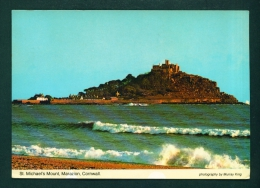 ENGLAND  -  St Michael's Mount  Marazion  Used Postcard As Scans - St Michael's Mount