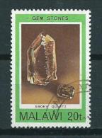 1980 Malawi Gem Stones Used/gebruikt/oblitere - Malawi (1964-...)