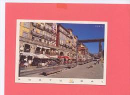 PORTUGAL : PORTO Quai De Ribeira - Porto