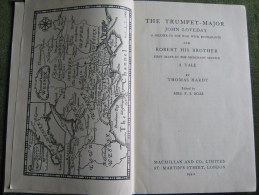 The Trumpet-Major And Robert His Brother By Thomas Hardy - Old Books