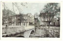 Cpsm  Belgique Charleroi Rue Du Pont Neuf - Charleroi