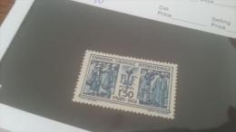 LOT 228586 TIMBRE DE FRANCE NEUF* N�274 VALEUR 50 EUROS