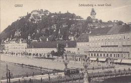 Autriche - Graz - Schlossberg U Neuer Quai - Tramway - Graz