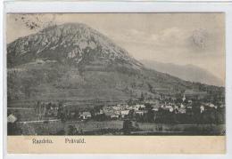 SLOVENIJA STARA RAZGLEDNICA RAZDRTO PRÄVALD 1909 SLOVENIA OLDPOSTCARD - Slovenia