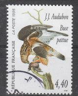 Francia   -   1995.  Poiana.  Buzzard.  Timbro Lusso - Eagles & Birds Of Prey