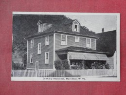 West Virginia> Marlington  Donnally Residence      ref 1546