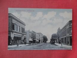 - Wisconsin> Kenosha Wisconsin Street    Ref 1546 - Kenosha